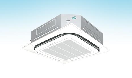 Giá rẻ khỏi bàn: máy lạnh âm trần Daikin 3hp inverter lắp cho phòng khách
