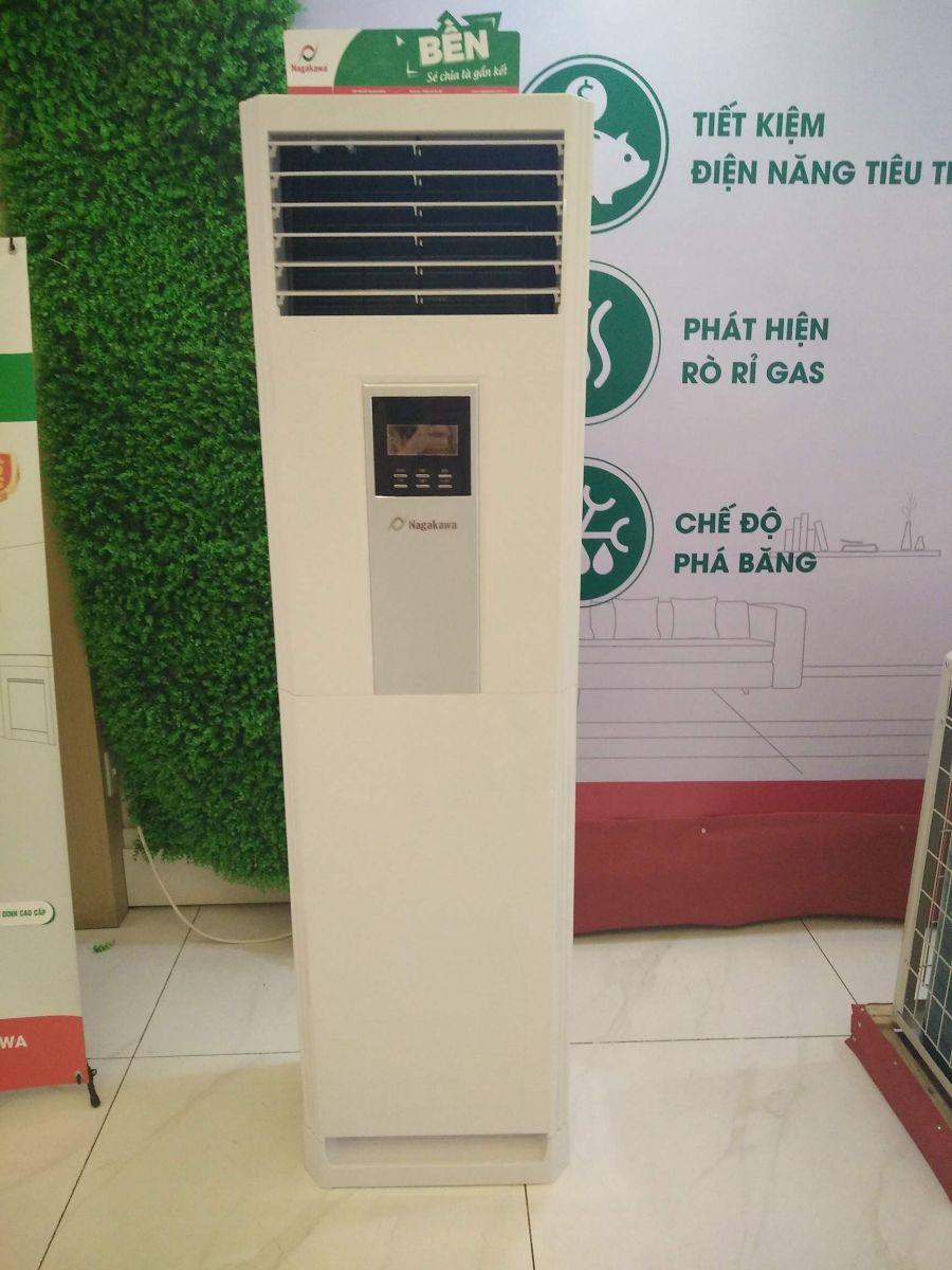 Máy lạnh tủ đứng Nagakawa - Đại lý chuyên cung cấp và lắp đặt giá rẻ nhất miền nam