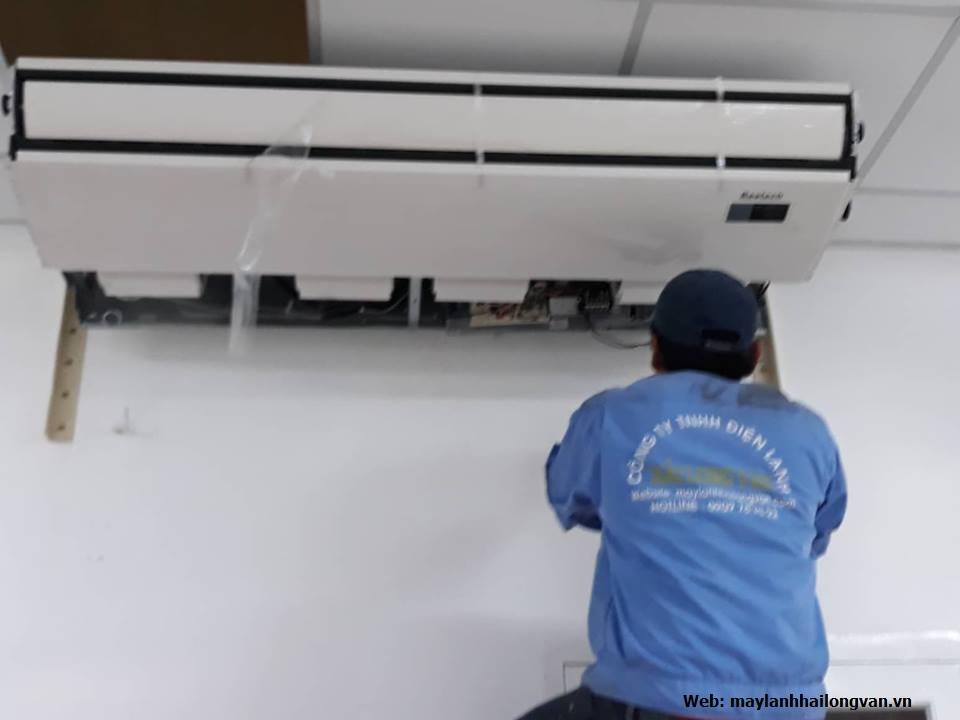 Có nên chọn dịch vụ trọn gói lắp đặt máy lạnh âm trần Daikin không?