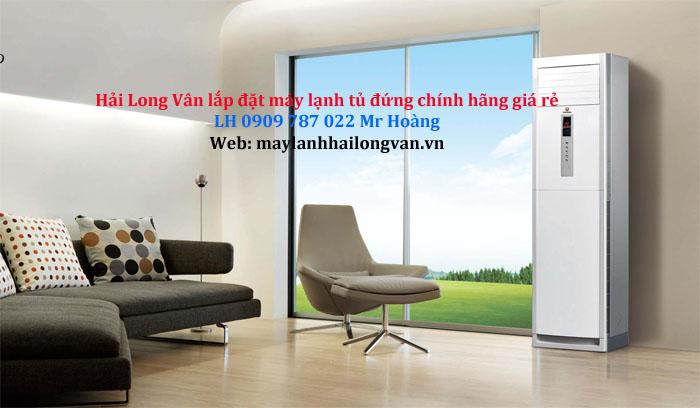 Bảng giá có 1 không 2 cho máy lạnh tủ đứng Daikin 3hp / 5hp / 10hp hàng mới 100%