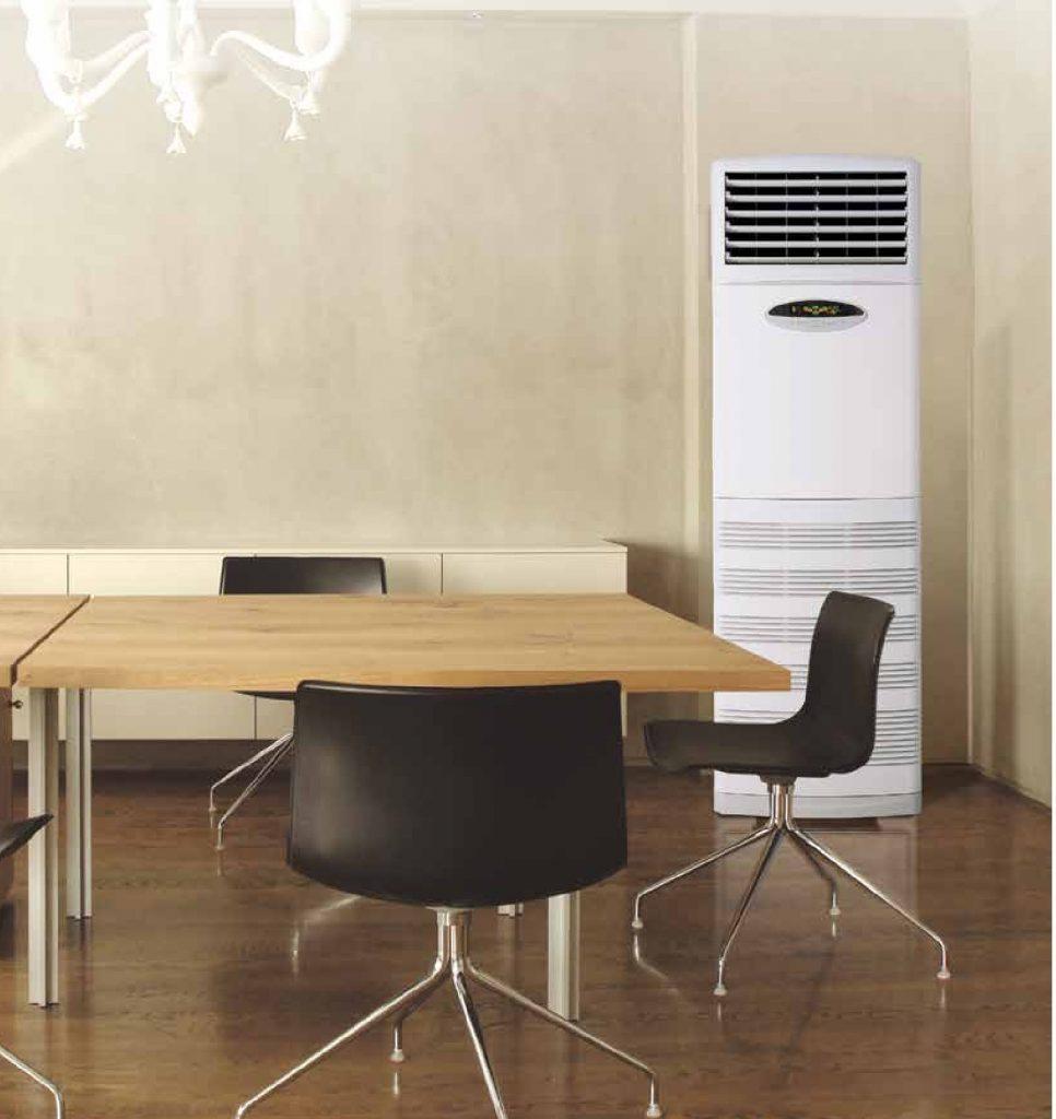 Ở đâu có bán máy lạnh tủ đứng LG hàng Thái Lan gas R410 tại Tp.HCM