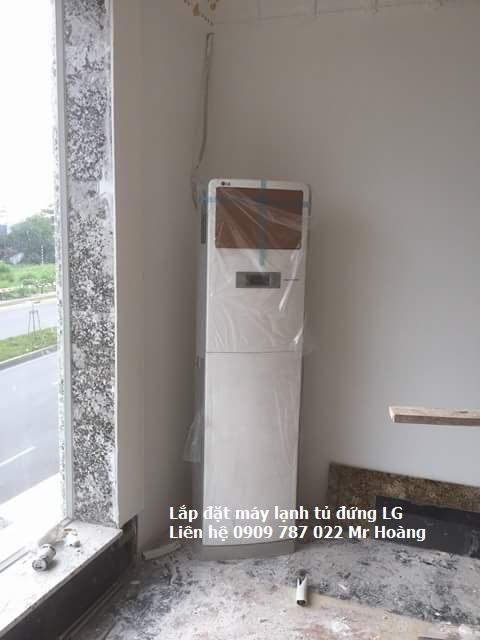 Đại lý phân phối máy lạnh tủ đứng LG giá rẻ - Lắp đặt máy lạnh chuyên nghiệp