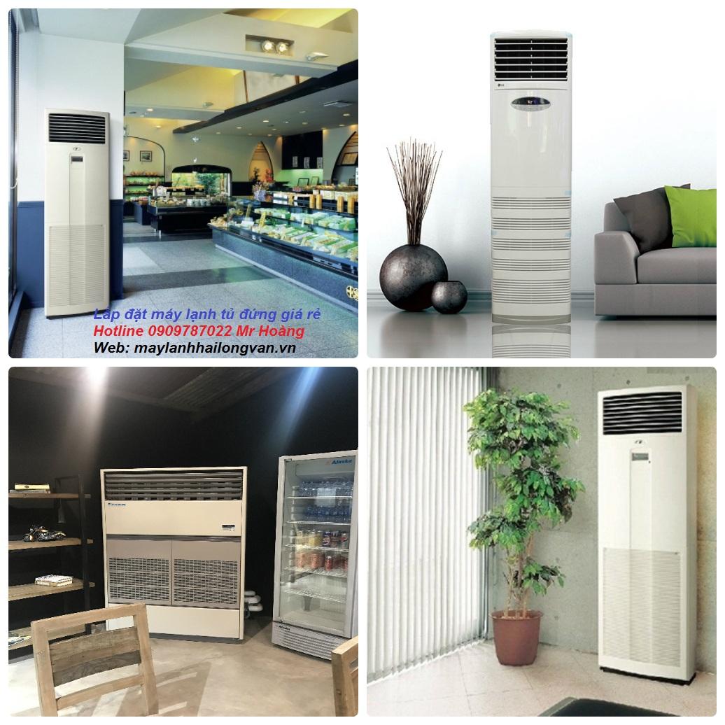nh nghiệm hay lựa chọn ngay bộ máy lạnh tủ đứng phù hợp nhất