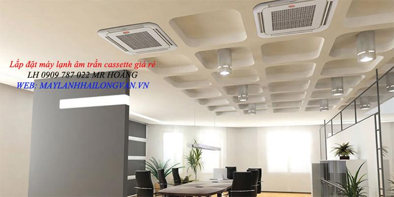 Nên mua Máy lạnh âm trần Daikin 5hp FCQ125  tiết kiệm điện giá rẻ