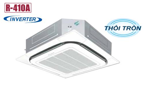 Máy lạnh âm trần Daikin 3HP - 3 ngựa FCQ71KAVEA Inverter tiết kiệm điện giá rẻ nhất