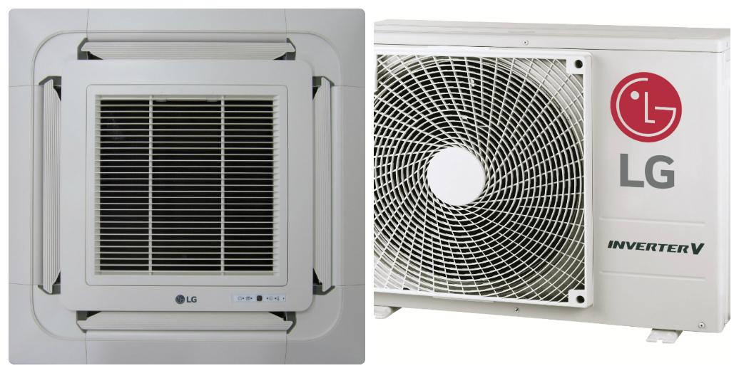 Máy lạnh âm trần LG một giải pháp tối ưu cho người có thu nhập thấp