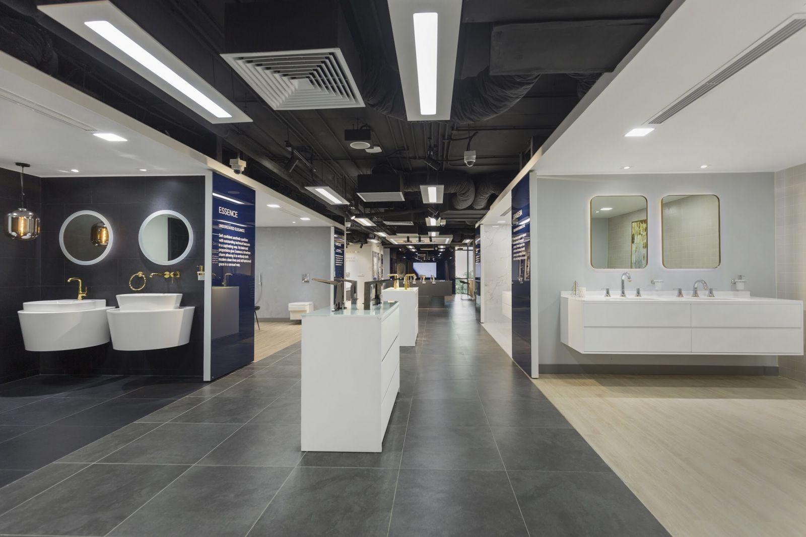 Dịch vụ chuyên phân phối máy lạnh âm trần nối ống gió cho showroom chính hãng rẻ 0