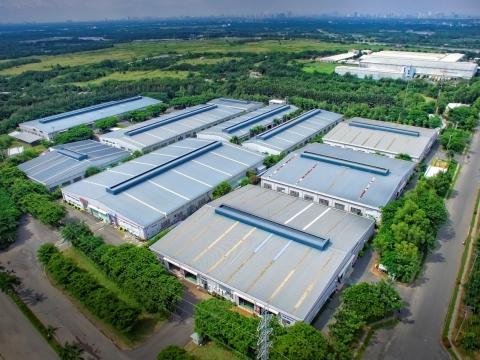 Điều hòa giấu trần Daikin - Hệ thống điều hòa cho xưởng sản xuất