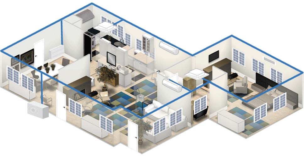 Đơn vị nhà thầu chuyên lắp đặt máy lạnh Multi Daikin cho biệt thự cực rẻ May%20lanh%20multi%20daikin%20hlv%202