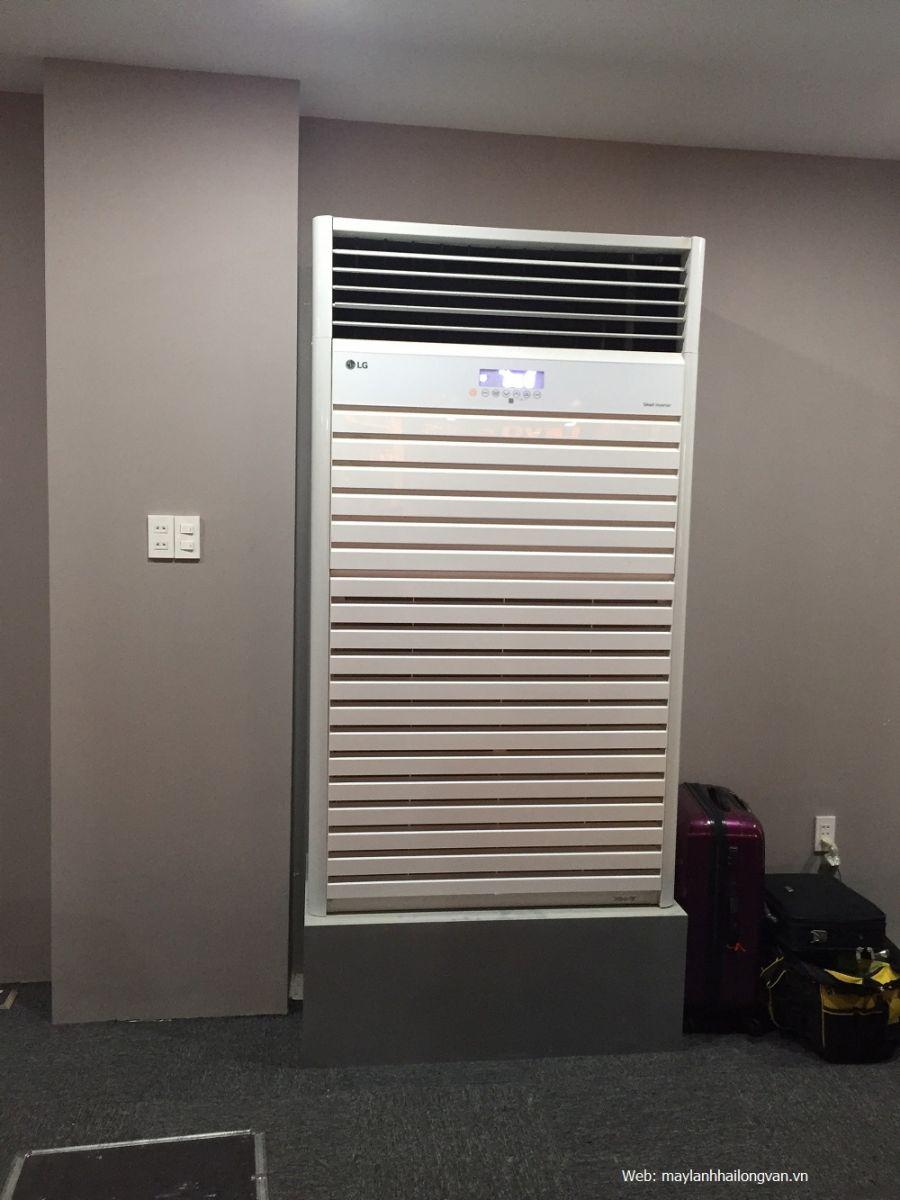 Máy lạnh tủ đứng phù hợp với không gian nào là chân ái