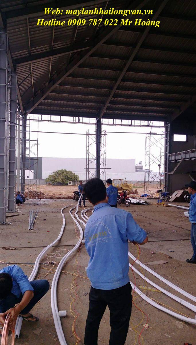 Bán ống đồng máy lạnh Thái Lan tại các quận 1,2,3,4,5 Tp.HCM giá gốc
