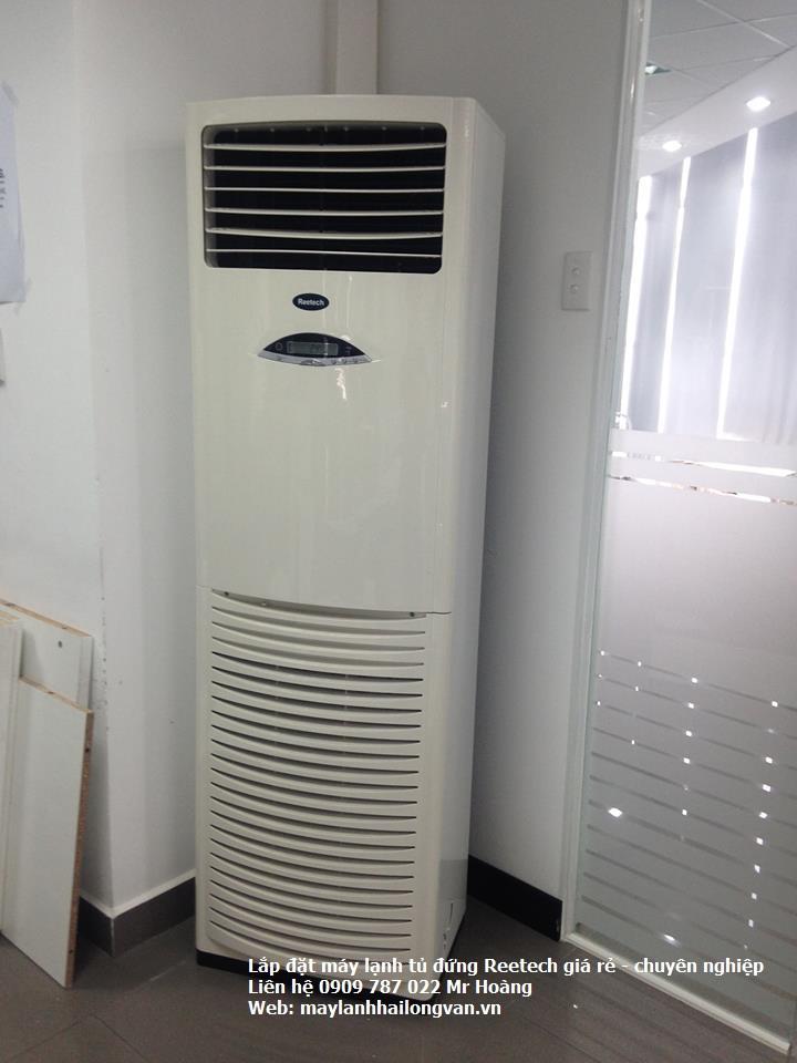 Máy lạnh tủ đứng Reetech Đại lý chuyên cung cấp giá sỉ và lắp đặt uy tín nhất