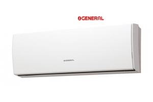 Máy lạnh treo tường General ASGG09JLCA/AOGG09JLCA Gas R410A Inverter